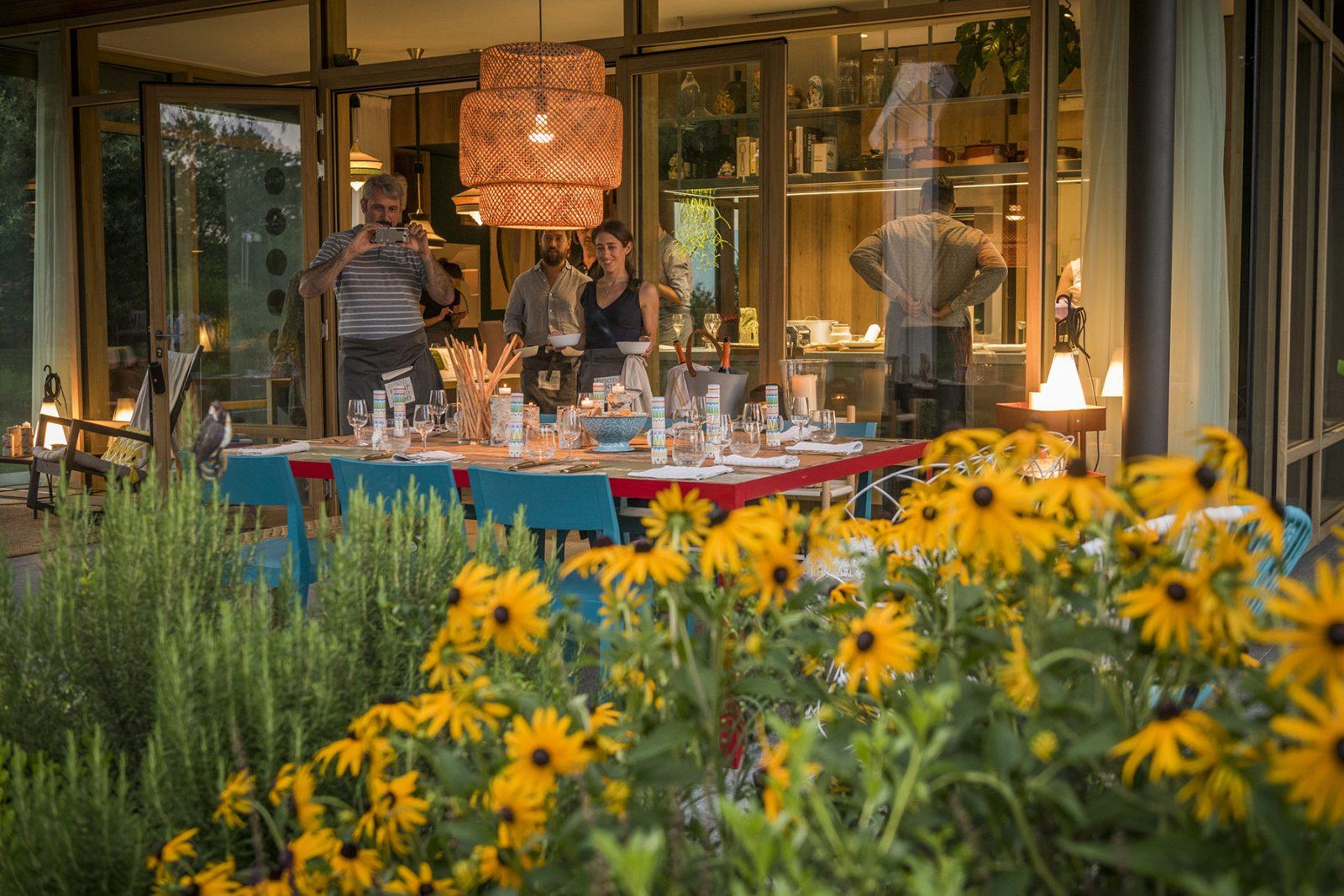 chef a domicilio, catering, Lago di Garda, Franciacorta, Brescia, gathering