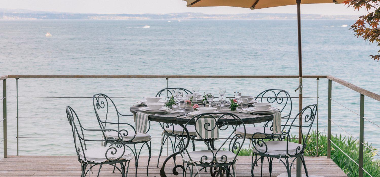 catering Lago di Garda Franciacorta Brescia chef a domicilio gathering